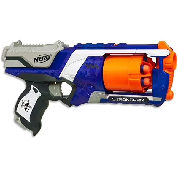 Elite Strongarm Double Blaster