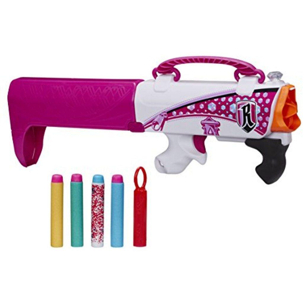 Nerf Rebelle Secrets and Spies Secret Shot Blaster Pink