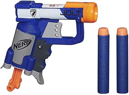 The N-Strike Jolt Blaster