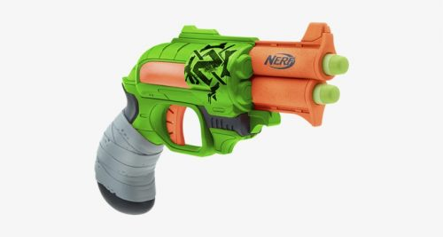 Zombie Strike double blaster