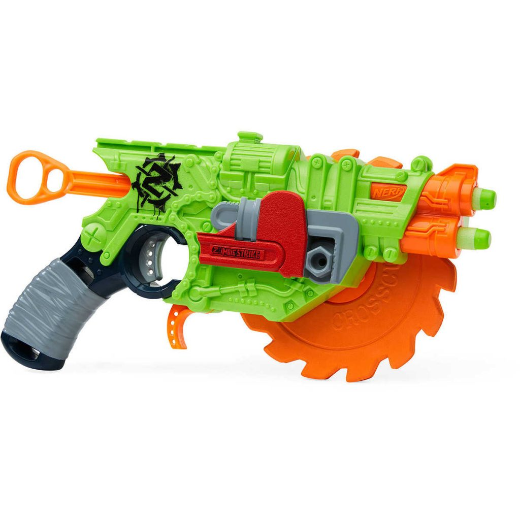 Zombie strike crosscut blaster
