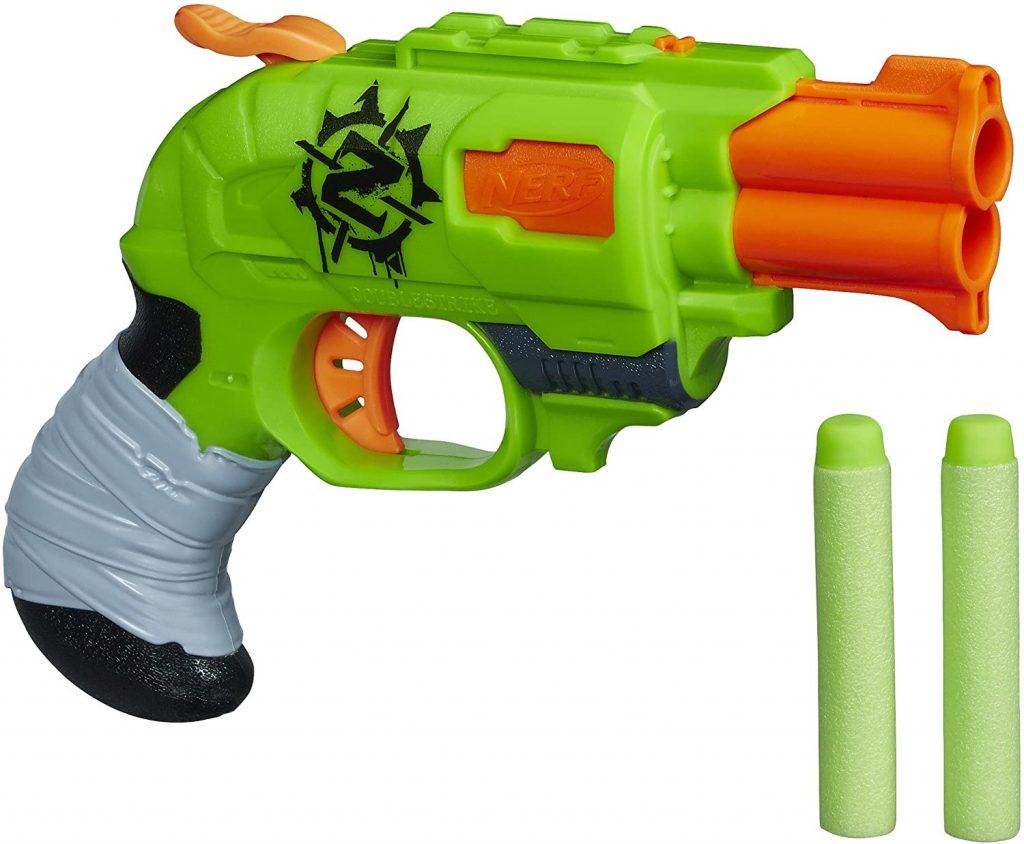 zombie double strike blaster