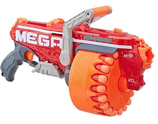 Megeladon Nerf N-Strike