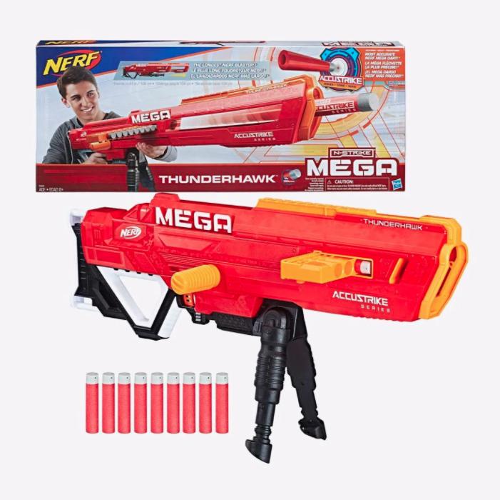 Thunderhawk Nerf AccuStrike Mega Blaster