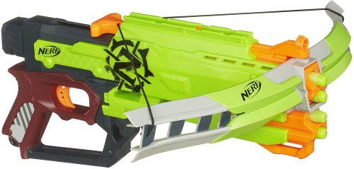 NERF Zombie Strike Crossfire Bow-cover