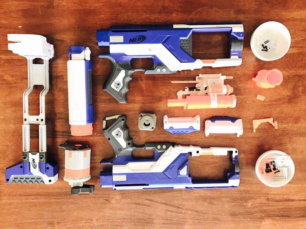 painting-nerf-gun